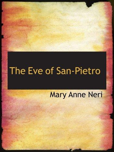 The Eve of San-Pietro