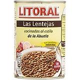 Litoral Lentejas De La Abuela - 435 g
