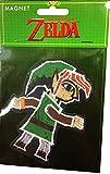 Nintendo Offizielles Legend of Zelda Classic Link Kühlschrank Magnet