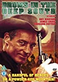 Drums In The Deep South [DVD] by Guy Madison