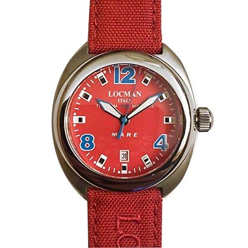 Locman 013600RD0005COR Reloj de pulsera para hombre