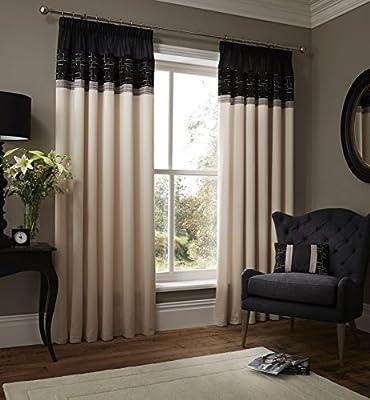 Catherine Lansfield Geo Embellished Bedspread