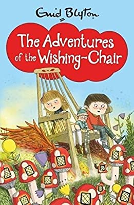 The Adventures of the Wishing-Chair: Book 1 - low-cost UK light store.
