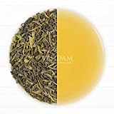 Grüne BIO Tee Blätter aus dem