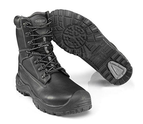 Mascot F0084-902 Sicherheitsstiefel S3 Craig - Footwear, schwarz, 42 schwarz