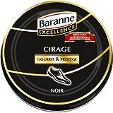 Baranne Cirage soin total cuir noir - Premium 100ml