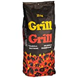 Braai Ketts 4 kg Briquettes de charbon de qualité supérieure, charbon de bois, incandescent en...