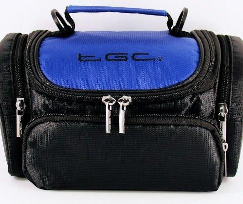tgcr-sacoche-bleu-et-noir-deluxe-sacoche-housse-de-transport-avec-bandouliere-pour-le-fujifilm-finep