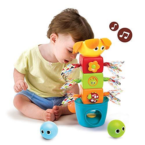 Yookidoo- Bebés Y Primera Infancia Juguetes para Apilar,...