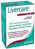 HealthAid Livercare for Detoxing of Liver- 60 Vegetarian Tablets