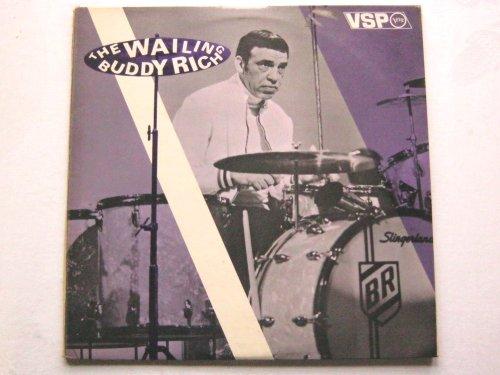 Buddy Rich The Wailing Buddy Rich 2LP Verve VSP9-10 EX/VG 1960s sleeve is signed inside gatefold To Walter Best Regards Buddy Rich Verve Sleeve