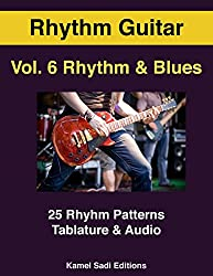 Rhythm Guitar Vol. 6: Rhythm & Blues (English Edition)