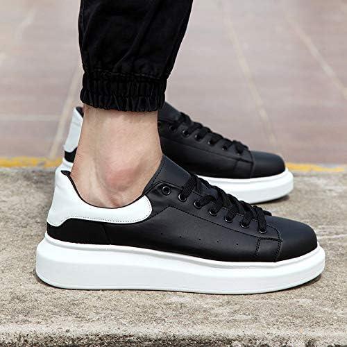 big sale 0fb67 5b113 YIWU YIWU YIWU scarpe 2018 Nuovo Autunno Versione Coreana del Trend delle  Scarpe da Uomo Aumento Scarpe Bianche Scarpe Casual da Uomo Marea Scarpe  Selvaggia ...