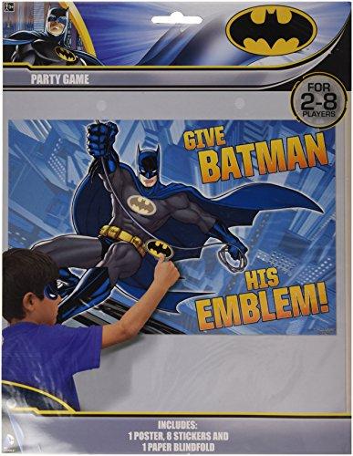 Batman Patrtyspiel (Temática Fiesta De Halloween)
