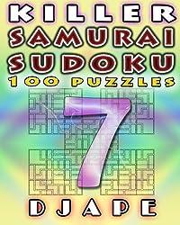 Killer Samurai Sudoku (Volume 7) by Djape (2014-11-18)