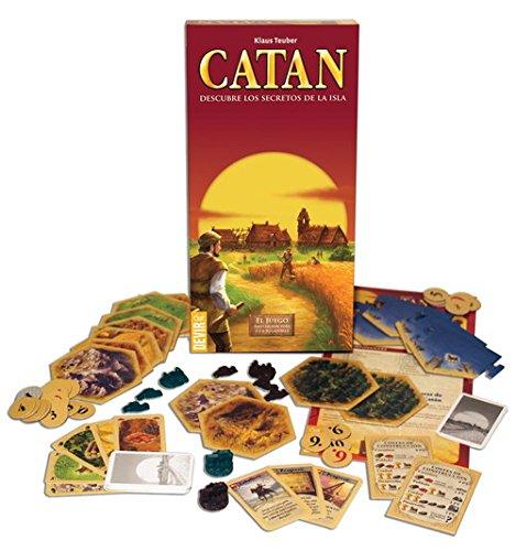 Los Descubridores De Catán. 5-6 Jugadores