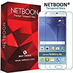 This NETBOON Premium Tempered glass Compatible with Samsung Galaxy A8 only. This is made to protect the LCD from damage and scratches with specially processed glass that has been reinforced to increase shock absorbency. Perfect to work with touch scr...