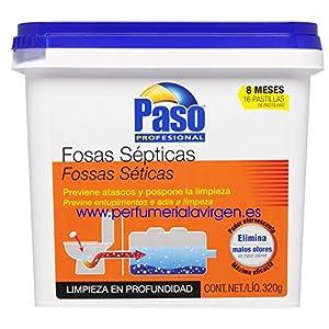 tratamiento fosas septicas: Ceys - Paso fosa septica