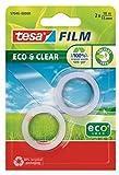 tesa tesafilm tesafilm® Eco & Clear Transparent (L x B) 10m x 15mm 57046-00-00 2 Rolle(n)