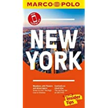 New York Marco Polo Pocket Travel Guide - with pull out map (Marco Polo Guides) (Marco Polo Pocket Guides)