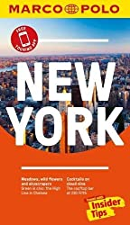 New York Marco Polo Pocket Travel Guide 2018 - with pull out map (Marco Polo Guides)