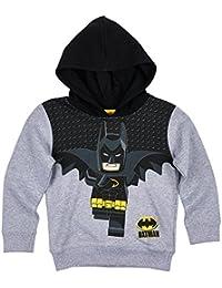 LEGO Batman Chicos Sudadera con capucha - Gris