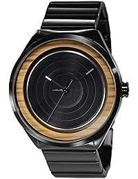 TACS LPM Analog Black Dial Unisex Watch -TS1303A