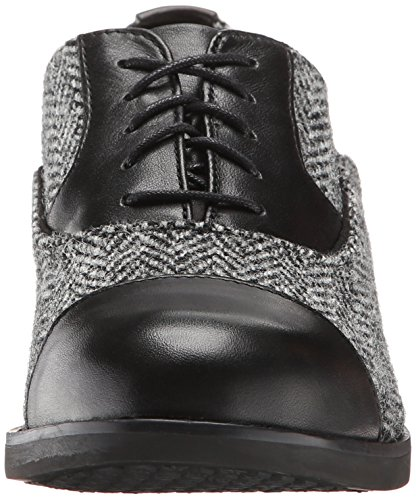 TIMBERLAND donna francesina A11FX BECKWHITH F/L LACE OX Bianco-nero