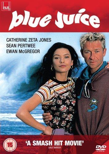 Blue Juice [DVD] by Sean Pertwee