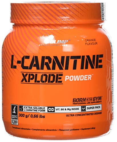 Olimp  L-Carnitine Xplode Poudre, Arôme Cerise, 300 g