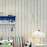 Papier peint Autocollant Salon Décoratif, cuisine, chambre à coucher Autocollants Muraux Européens Universels (Blanc clair)