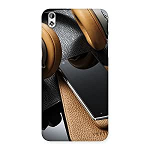 Realistic Print. Back Case Cover for HTC Desire 816