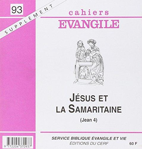 supplement-aux-cahiers-evangile-n-93-jesus-et-la-samaritaine