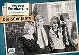 Die 60er Jahre - Extragroße Fotokarten zur Biografiearbeit (Extragroße Fotokarten zur Biografiearbeit (DIN A3))