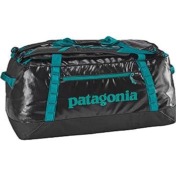 Patagonia Black Hole Duffel 90L Sac de voyage unisexe pour adulte Taille unique Noir FPNTX3RNCV