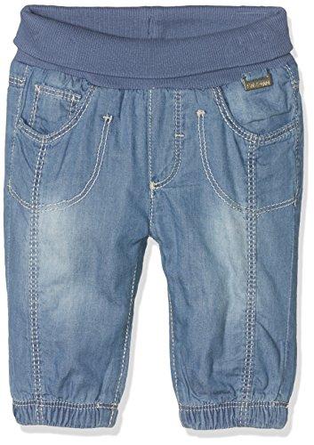 Kanz Unisex Baby Hose Jeans, Blau (Blue Denim 0013), 74