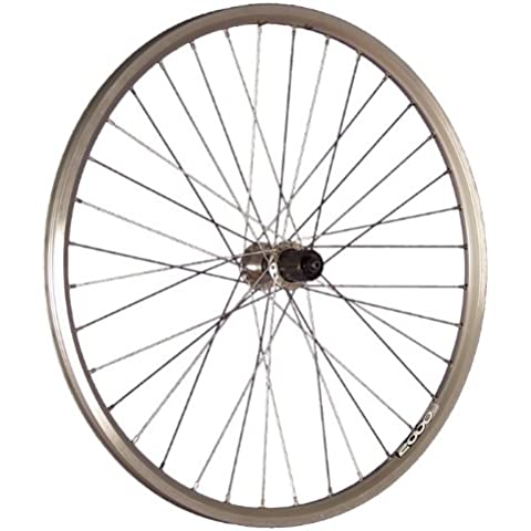 Taylor Wheels 26 pollici ruota posteriore bici ZAC2000 mozzo Shimano Acera arg.