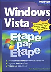 Windows Vista Etape par Etape