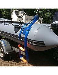 Rib-Kit Échelle d'embarquement pour bateau gonflable