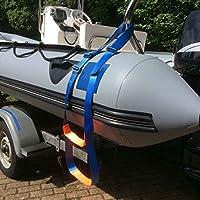 Rib Escalera de embarque inflable para barco