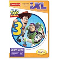 Fisher Price iXL Learning System Software Toy Story 3 by Fisher-Price