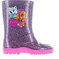 Girls Paw Patrol Wellington Boot Wellies Size 5 6 7 8 9 10 Infant (5 UK Child, Carrock)