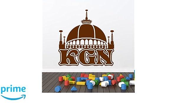 Buy Decor Villa KGN Wall Sticker & Decal (PVC Vinyl, Size