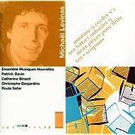 Levinas: String Quartet No.1