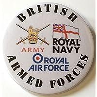 Forze Armate Britanniche 59mm Magnetico Apribottiglie