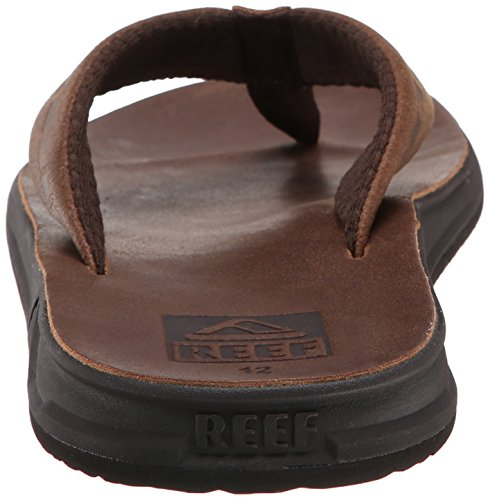 Reef Phantom Ultimate, Tongs homme Marron (Bronze Brown)