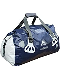 COX SWAIN 40 liters of super lightweight waterproof bag with shoulder strap, Colour: Navy