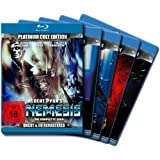 Nemesis (Complete Saga 1-4) - 7-Disc Box Set ( Nemesis / Nemesis 2: Nebula / Nemesis 3: Time Lapse / Nemesis 4: Death Angel ) ( Nemesis / Ne
