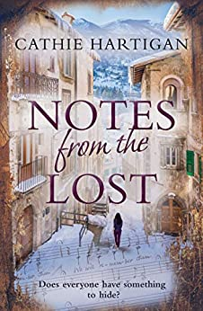 Notes from the Lost by [Hartigan, Cathie]