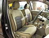#8: FRONTLINE PU Leather Car Seat Cover For Maruti Zen Estilo
